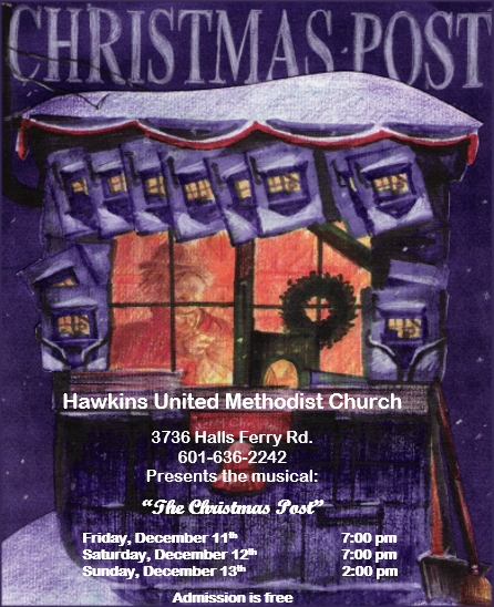 christmaspostflyer
