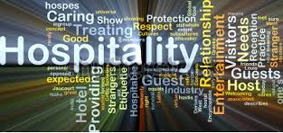 Hospitality, Generosity and Peacemaking