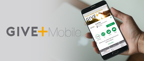 GivePlus Mobile App